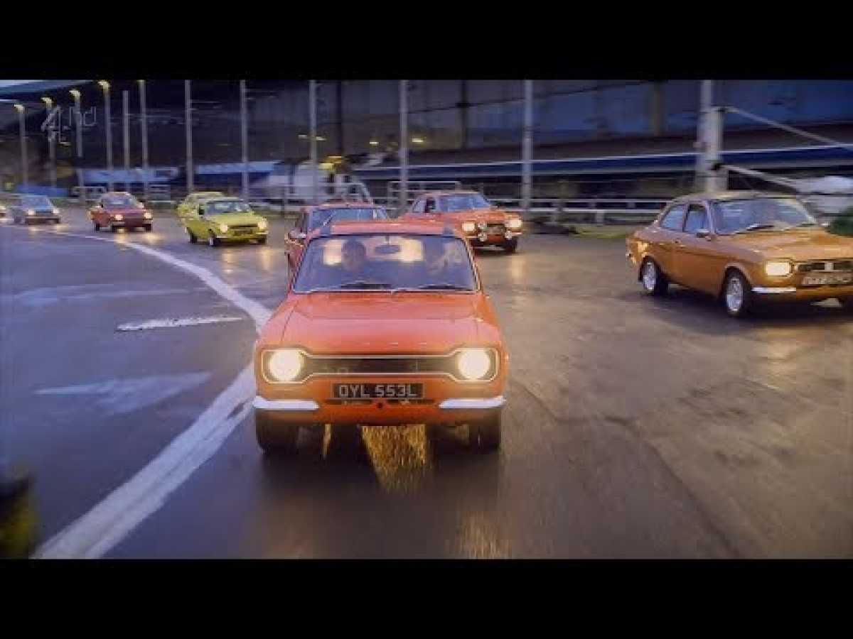 For the Love of Cars - Ford Escort Mexico Documentary HD 1 of 7