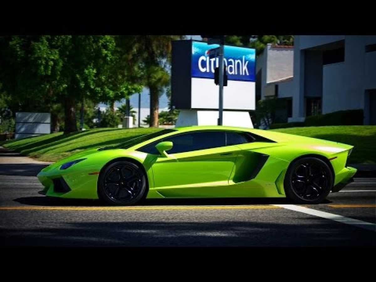 How Its Made Dream Cars s01e08 Lamborghini Aventador