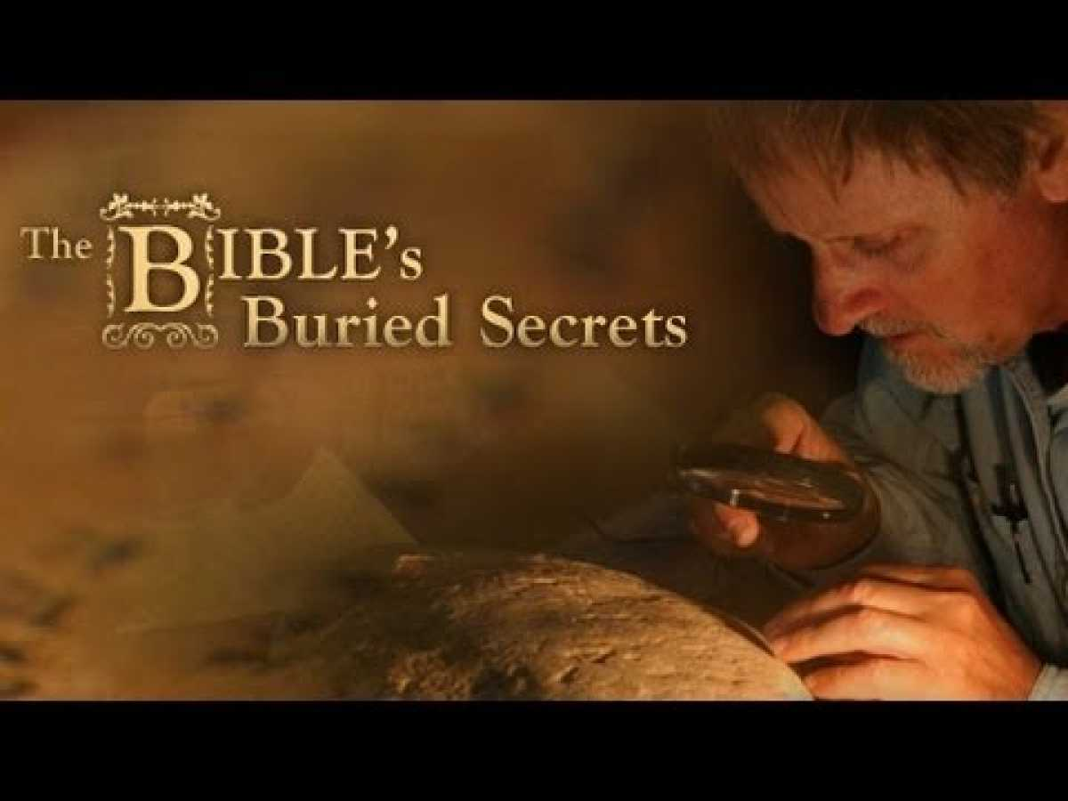 The Bible's Buried Secrets (Full Documentary)