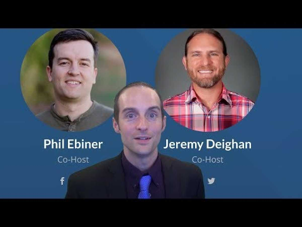 Online Course Masters Interview with Phil Ebiner, Jeremy Deighan, and Jerry Banfield
