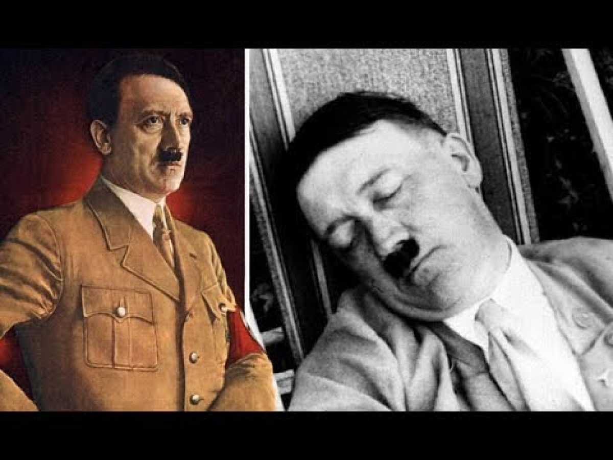 Conspiracy Series 1 - Hitlers Death Documentary 1 of 6