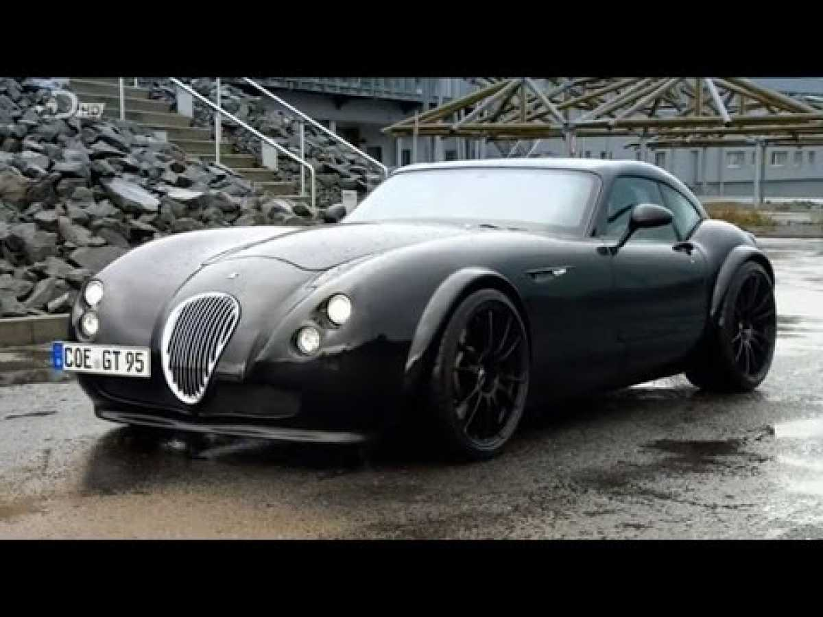 How Its Made Dream Cars s01e07 Wiesmann MF5