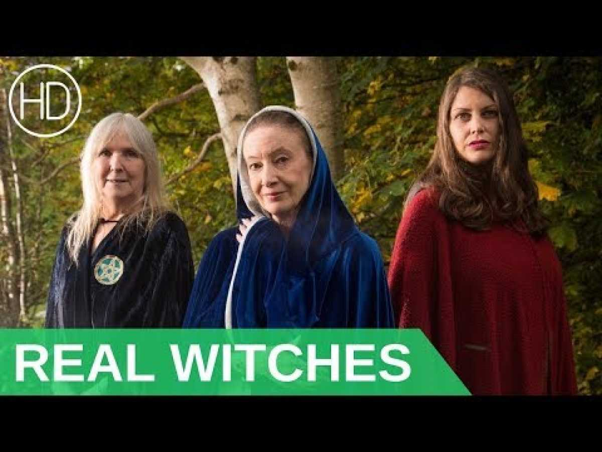 Real Life Witches, The True History Of Witches - Full Documentary HD