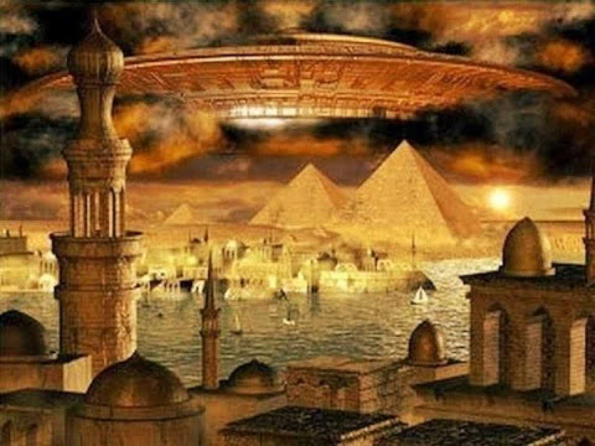 Ancient Egypt 2015 || The Alternative Story Of Mankind's Origins || New Aliens in HD