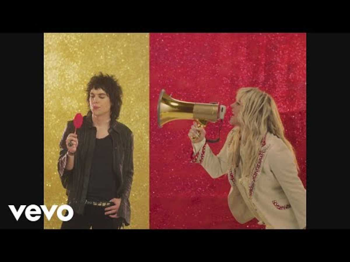 The Struts - Body Talks ft. Kesha